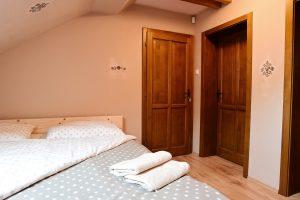 Predsieň - spálňa