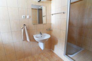 Menšia kúpeľňa